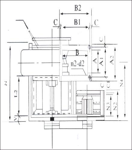 电路 电路图 电子 户型 户型图 平面图 原理图 439_500